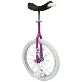 OnlyOne Unicycle, fuchsia/white